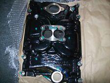 GM Cast Iron 4.3L/V6 Marine 2bbl Intake Manifold, Volvo/OMC/Merc OEM #824324T02