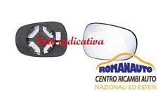 * PIASTRA Specchio Termico Sinistra LANCIA DELTA 2008 > BLU (Vetro Retrovisore)