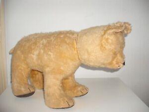 ORIGINAL STEIFF TEDDY BEAR, OLD STEIFF