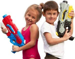 2 Set Super Soaker Water Gun Squirt Guns Shooter Water Blaster for Adults Kids