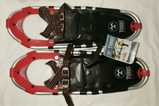 Tubbs Snowshoes With Tags Discovery 8x25 Good Condition up to 200 lbs Pls Read!