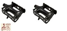 "ORIGIN8 PRO TRACK LITE ALLOY BLACK 9/16"" BICYCLE PEDALS"