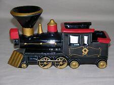 Pioneer Locomotive No. 9 Ceramic Planter Loco Caddy Vintage Japan