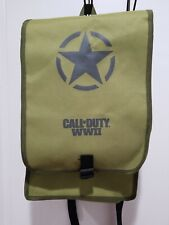 NEW ACTIVISION CALL OF DUTY WW2 NAPSACK OFFICIALLY LICENSED PRODUCT
