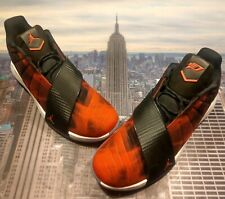 Nike Jordan CP3.XI 11 Chris Paul Rocket Fuel Red/Black Size 13 AA1272 600 New