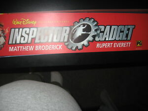 Theater Marquee Mylar  Inspector Gadget