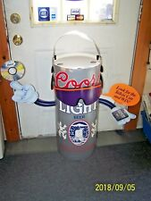 VINTAGE COORS LIGHT DANCING CAN DISPLAY - DENON - KOSS -1991 - NEW OLD STOCK  !!