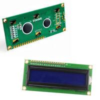 DC 5V HD44780 1602 LCD Display Module 16x2 Character LCM LED Blue Blacklight