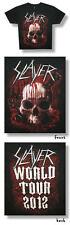 Slayer-World Tour 2012 XL Neuf US IMPORT!!!