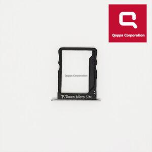 Huawei P8 Lite (ALE-L21) - Genuine SIM Card Tray Holder - Grey - Fast P&P