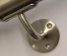 Additional Handrail Bracket for stainless steel handrail
