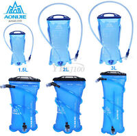 AONIJIE 1.5L 2L 3L Hydration System Water Bladder Bag Camping Hiking Cycling SL