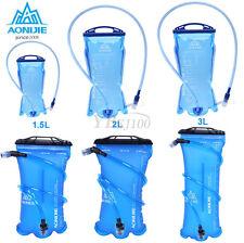 1x Utility AONIJIE 1.5L/2L/3L Hydration System Water Bladder Bag Camping Cycling