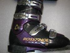 Rossignol  Energy STX Downhill Ski Boots size 24.5 Men's 6-6.5 PURPLE-FREE SHIP!