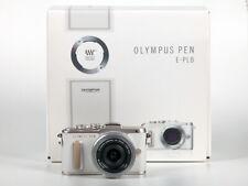 Olympus PEN E-PL8  mit 14-42mm EZ Objektiv - Weiß