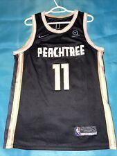 Atlanta Hawks Trae Young Peachtree NBA Basketball Jersey Medium