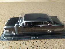 Auto Legends of USSR ZIL-111G 1962.  Deagostini scale, model cars 1/43