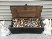 US COIN MIXED LOTS SILVER BARB BULLION OLD U.S. MONEY CURRENCY VINTAGE SALE