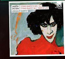 Janácek: String Quartets 1 'Kreutzer Sonata' & 2 'Intimate Letters - MINT
