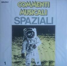Luana Fazzuoli Alfaluna – Commenti Musicali - Spaziali Vol. 1 LP Contempo vinyl