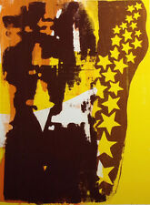 Thomas Garrick 1970s Signed Original Monotype Fine Art on Paper, Make Offer!