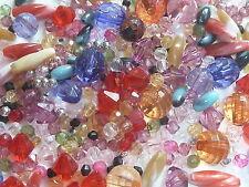 80 G Perline in Acrilico Misto dimensioni FORME E COLORI 300+ Perline