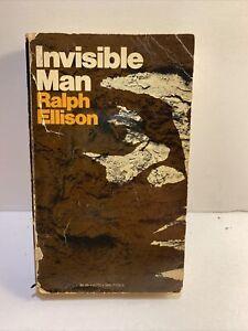 Invisible Man - Ralph Ellison (1972, Paperback)