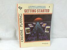 Getting Started: A Beginner's Learning Guide for All Electronic Keyboards Paperb