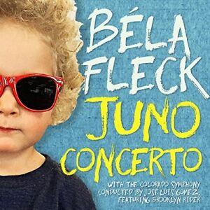 Colorado Symphony and Jose Luis Gomez Bela Fleck - Juno Concerto [CD]