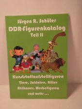 Toy soldier reference book, E.German compo figures, DDR Figurenkatalog Teil 2
