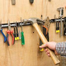 Profi 3 Tlg. Magnetleiste Magnet Werkzeughalter Schiene Werkzeugwand Halterung