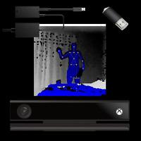 Complete SLS Kinect 2.0 Ghost Hunt Camera Paranormal Skeletal Tracker Kit