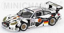 Porsche 911 GT3 RS 24h Le Mans 2004 Burgess Colin Bagnall #84 1:43 Minichamps