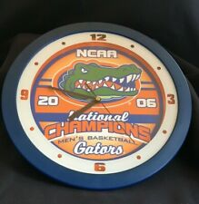 Florida Gators UF NCAA 12In Dimension Wall Clock
