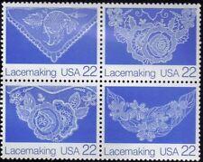 RJames: US 2354a Lacemaking setenent , MNH, Veryfine