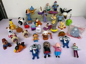 McDONALDS Happy Meal Toys Mixed Lot Pets, Sing, Aladin, Kung Fu Panda, Etc
