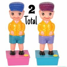 2 Classic Gag Prank - Squirting Wee Wee Pee Boy Water Squirter Toy Joke Novelty