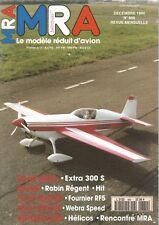 "MRA N°660 PLAN : ""FOURNIER RF5"" AVION PLANEUR / ROBIN REGENT / WEBRA SPEED 28 F"
