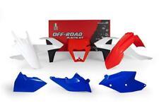 KTM EXC 17 18 kit de plástico de seis días RACETECH con máscara de faros