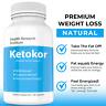 Ketokor Keto Diet Pills Extra Slim Advanced Weight Loss Formula 360 Ultra Burn