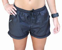 SOME MESH LADIES SPORTS SHORTS, GYM WOMENS FITNESS WORKOUT TRAINING RUNNING
