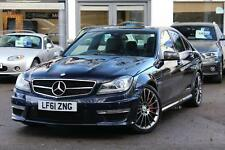 2012 Mercedes-Benz C63 AMG Performance Pack 6.3 7G-Tronic AMG Auto 4dr Saloon
