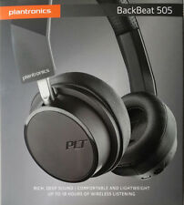 Plantronics Back Beat 505 Dark Grey - Cuffie Hi-Fi Bluetooth Microfono Integrato