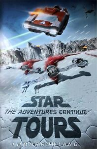 """Disney - Star Tours ( 11"""" x 17"""" ) Collector's Poster Print ( T1 )"""