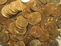Sacagawea Native American Dollar Clad Coins Random Dates/Mints   Choose How Many
