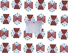 NEW Scrubs * Print Scrub Top * Small * Bows and Flowers