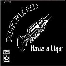 Pink Floyd Have A Cigar steel fridge magnet     (cv)  REDUCED!