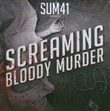 Screaming Bloody Murder by Sum 41 (CD, Mar-2011, Mercury)