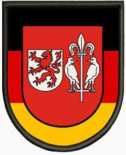 Wappen von Wesseling -  Patch Aufnäher, Pin ,Aufbügler.