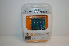 {NEW} Belkin USB 2.0 5-Port PCI Card  F5U220v1 (SEALED)